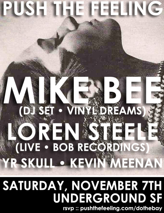 Mike Bee + Loren Steele